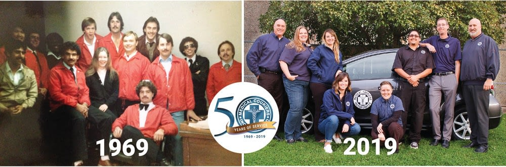 Then and Now—50 Years of Patient Care